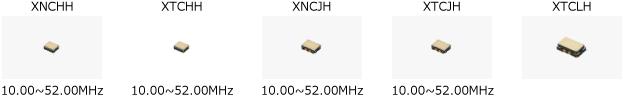 水晶発振器(産業用)