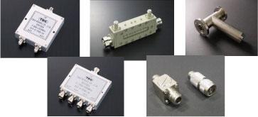 分配器・方向性結合器・避雷器